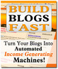 Build Blogs Fast Package (with MRR Master Resale Rights)