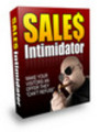 *NEW* Sales Intimidator Script with PLR Private Label Rights