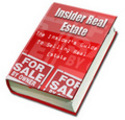 Thumbnail *NEW!* The Insider's Guide To Selling Real Estate - PLR