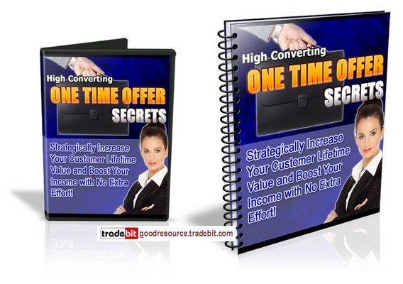 Product picture *New* High Converting One Time Offer Secrets with Mrr+ Bonu$