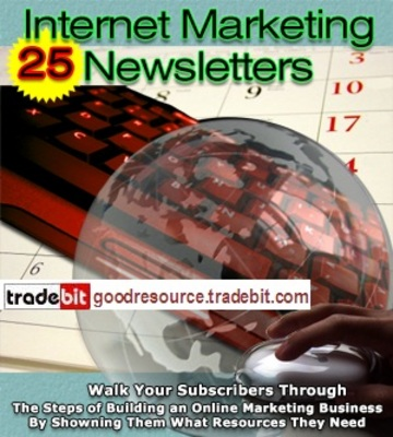 Product picture *New* Hot Internet Marketing Newsletters with Mrr + Bonu$