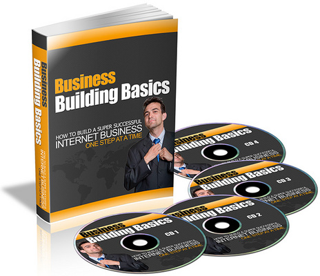 Product picture NEW* Internet Business Building Basics with Private Label