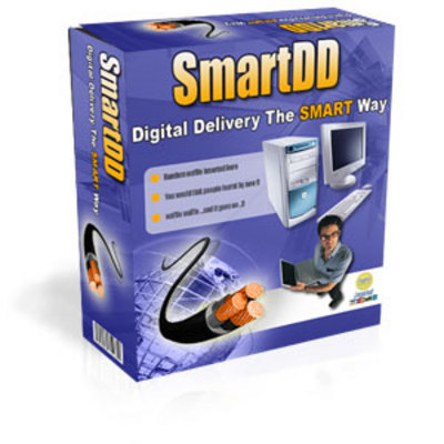 Product picture Smart DD Digital Delivery with Resell Rights (RR)